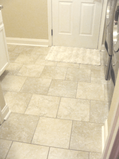 laundry room tile washer and dryer lg dirty grout exterior door