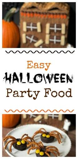 Easy Halloween Party Food Ideas from Sugar Bananas