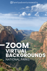 virtual zoom national parks background backgrounds park yosemite sugarbeecrafts canyon lake road