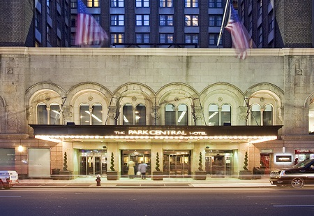 Park Central Hotel New York In New York City