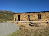 Our accommodation at Camferskloof.