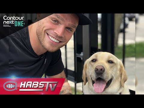 Max Domi on living with T1 diabetes
