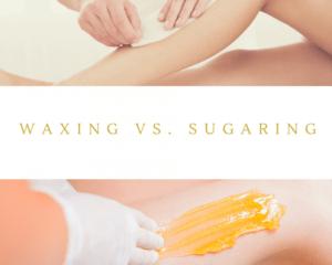 waxing vs sugaring sugar boss