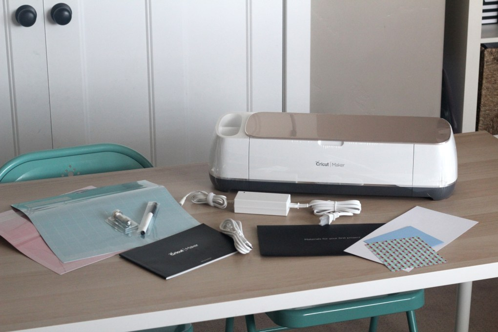 Learn all about the New Cricut Maker machine. See why every crafter needs one!! www.sugarcoatedhousewife.com