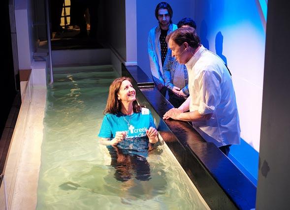 baptism your next step