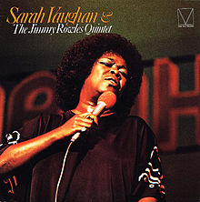 Sarah Vaughan & The Jimmy Rowles Quintet