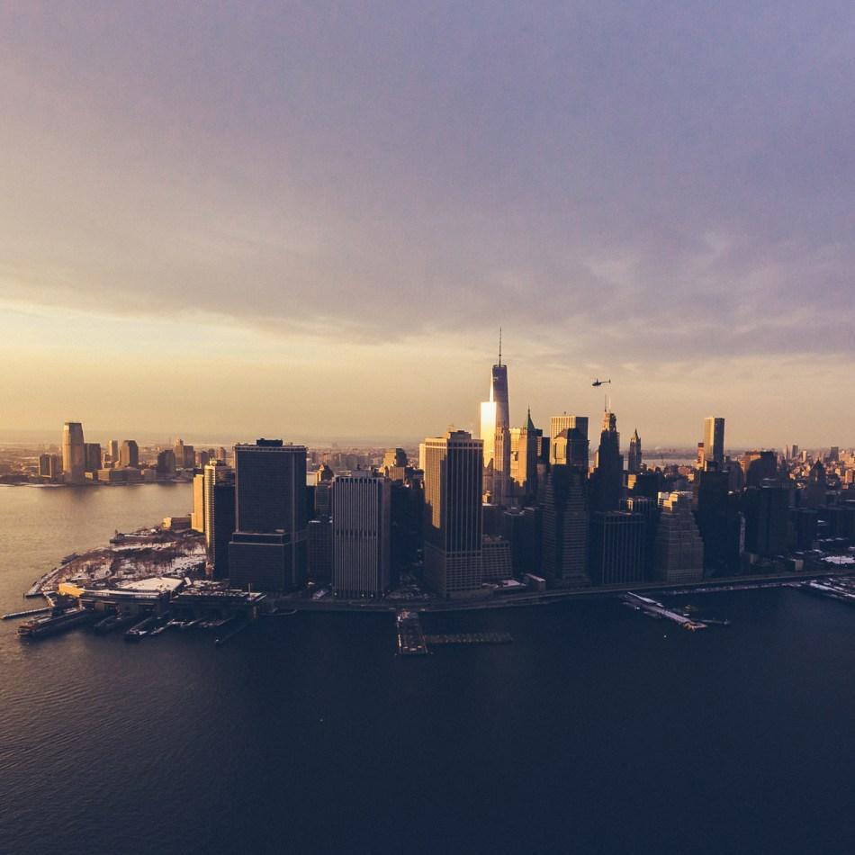 Ace and Everett | New York City Skyline