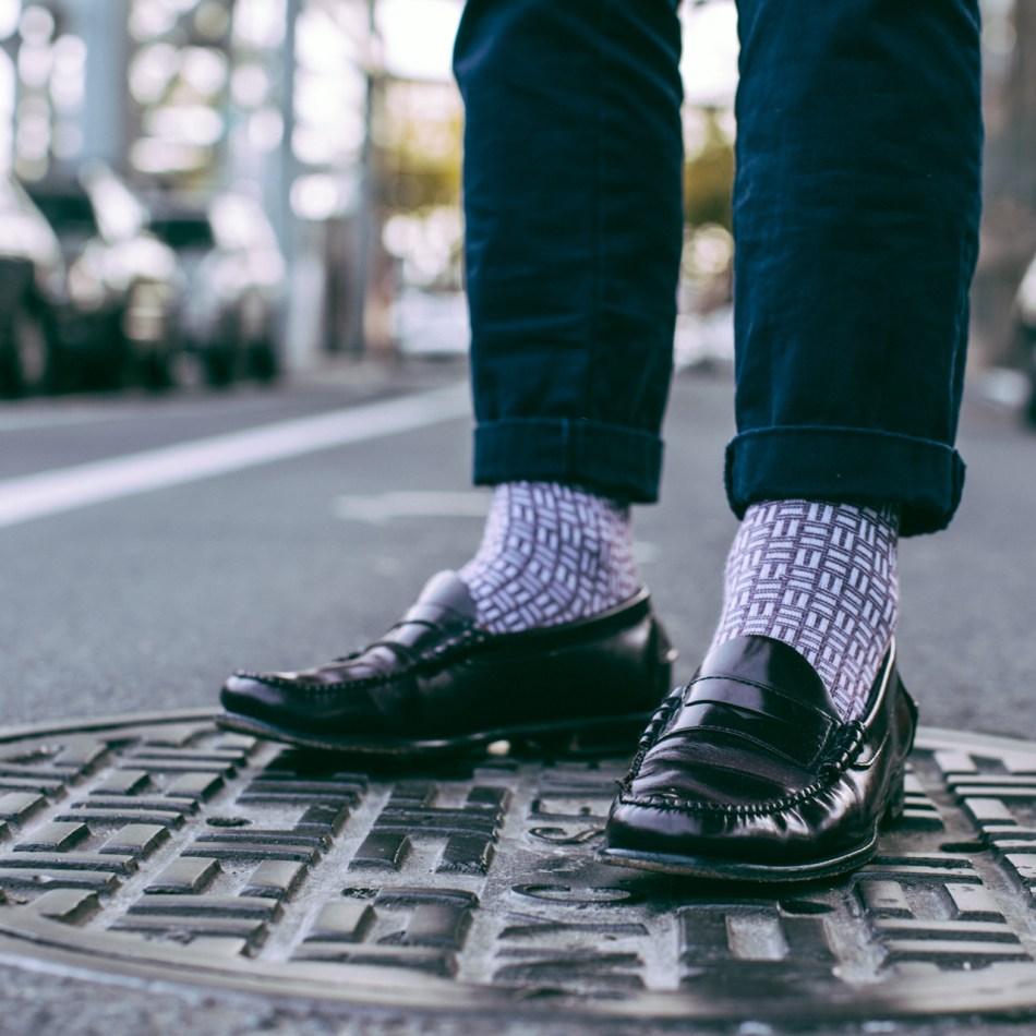 Ace and Everett | Socks | Manhole Covers