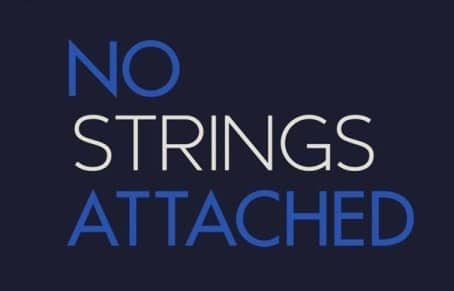 The Meaning Of No Strings Attached