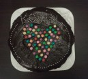 My best's birthday - hello gooey chocolate ganache