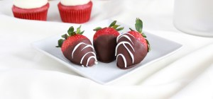 Chocolate Covered Strawberries Large