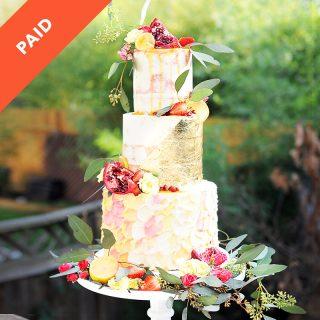 Wedding Cake Basics Sugar Geek Show