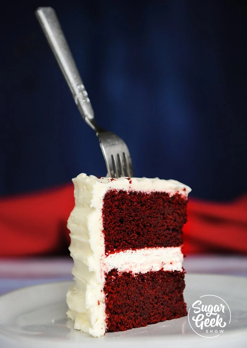 Recipe Traditional Cake Red Velvet