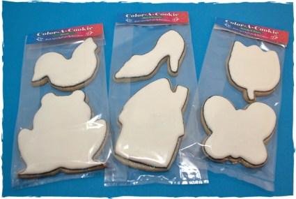 Cookie Coloring Kits - sugarkissed.net