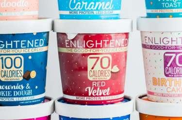 enlightened ice cream flavors