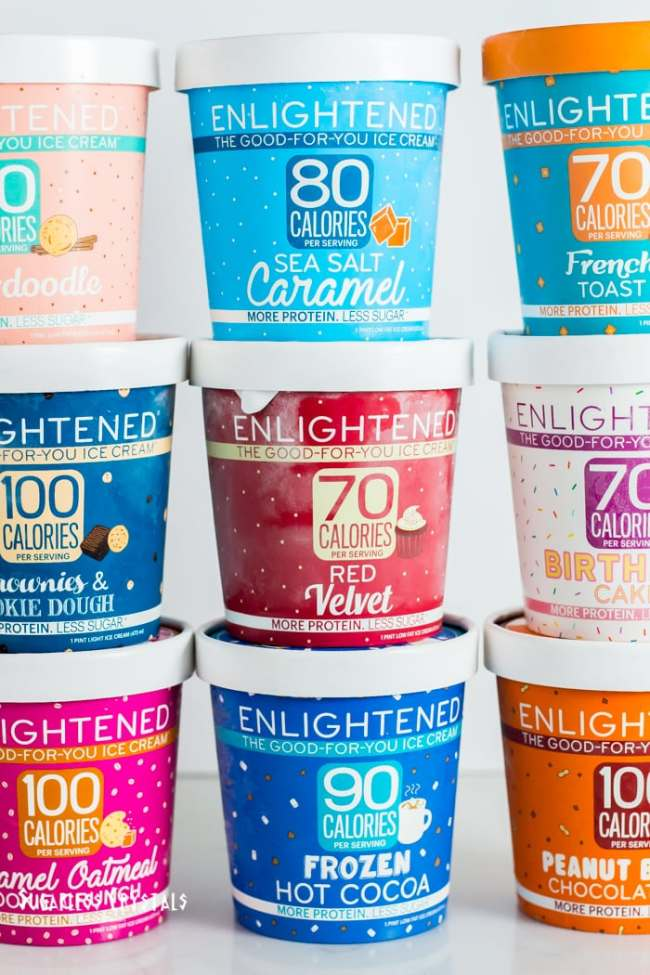 Top Enlightened Ice Cream Flavors Ranked