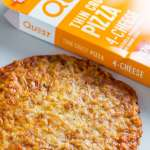 quest pizza 4 cheese