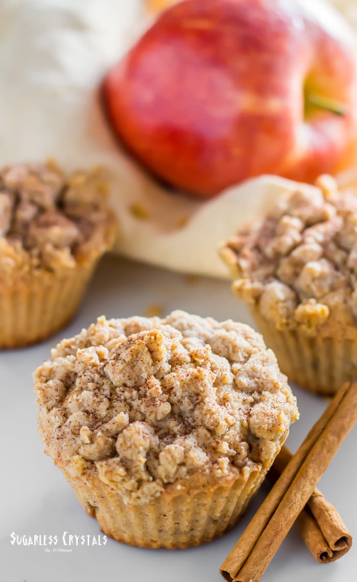 Healthy Apple Muffins That Are Keto Friendly