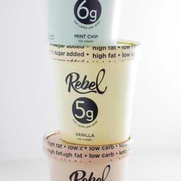 Can Rebel Creamery Be The Best Reviewed Keto Ice Cream