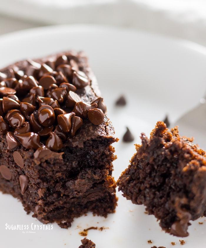 Chocolate Lover's Keto Chocolate Cake