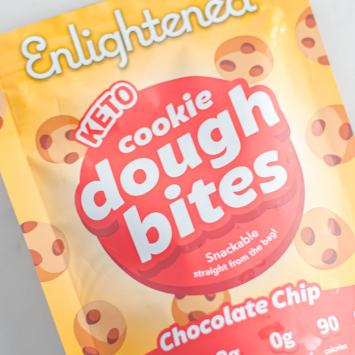 Enlightened Cookie Dough Bites Review