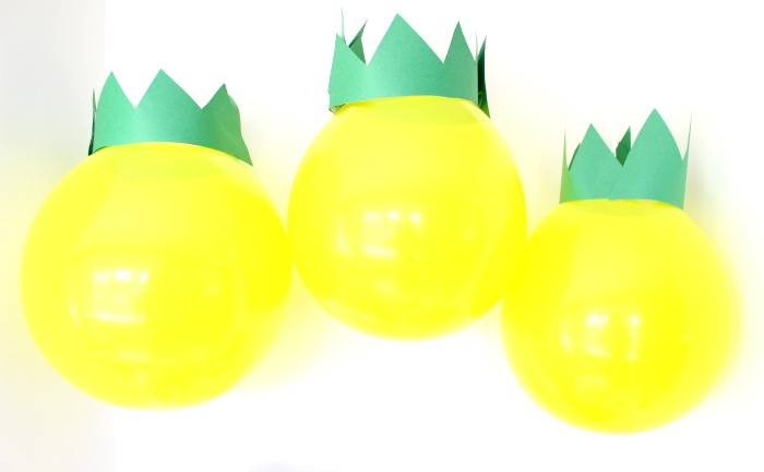 Pineapple Party Theme 1