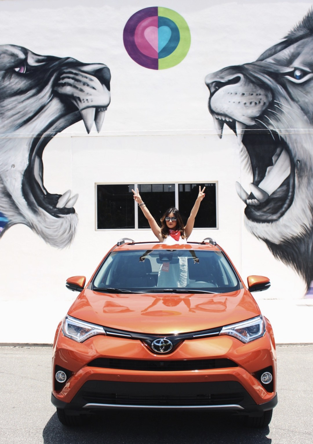 West Palm Beach Road Trip #ToyotaRAV4