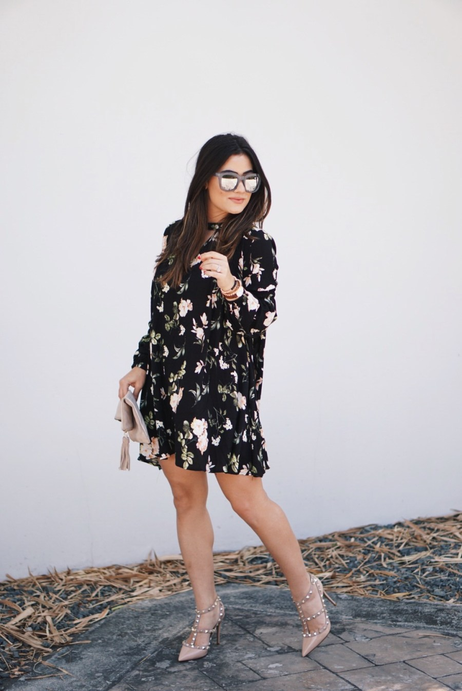 Sugar Love Chic Blogger Krista Perez shares 7 Floral Dresses You'll Live in This Spring