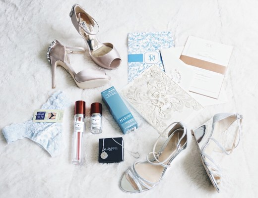 Sugar Love Chic blogger Krista Perez shares bridal advice and bride products