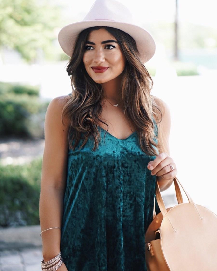 Affordable Velvet Dresses for Fall