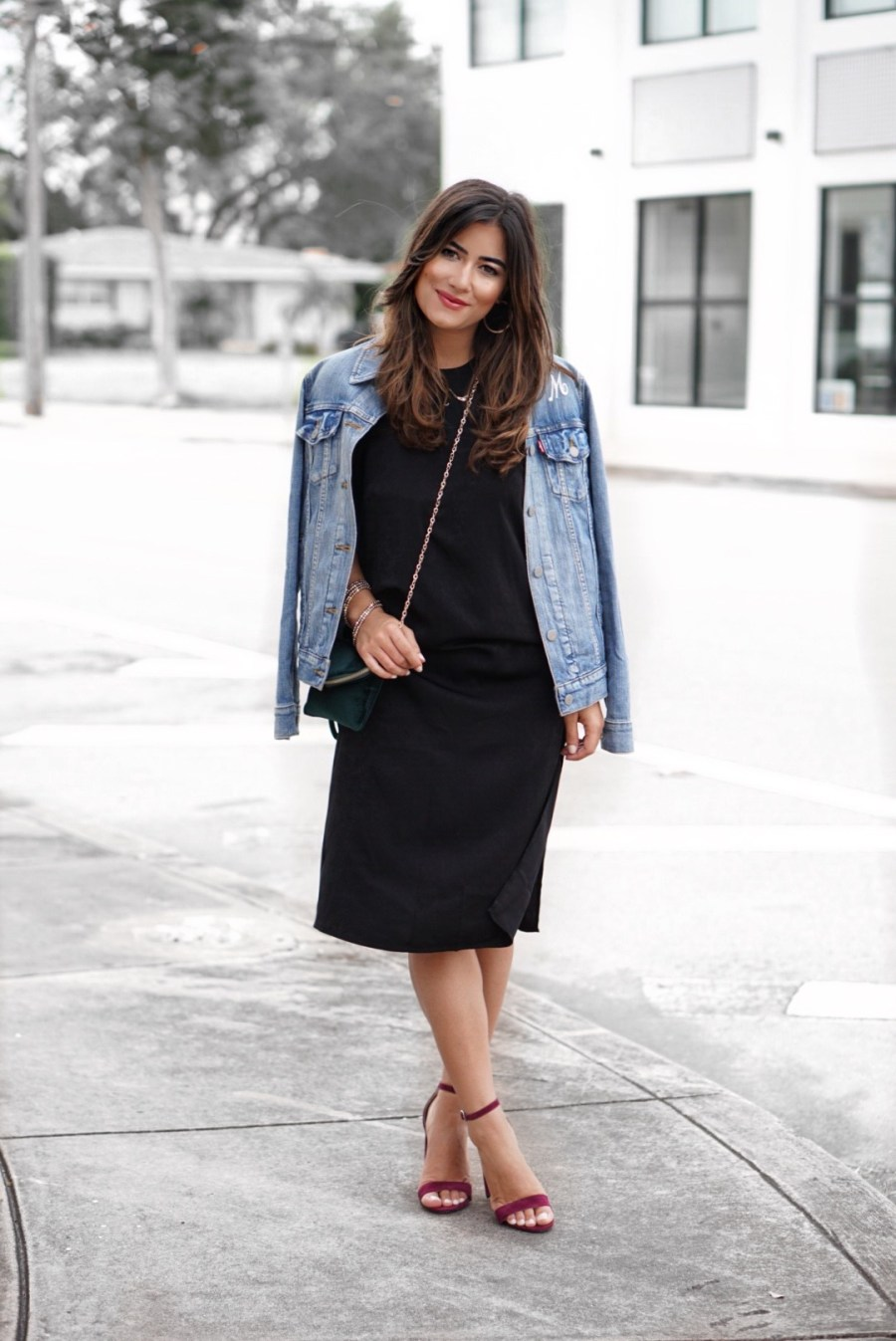 Simple Chic LBD Outfit