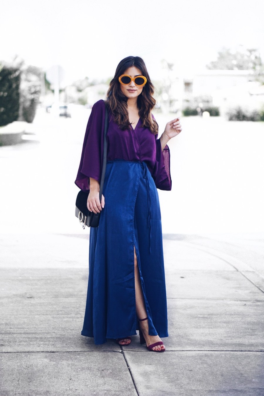 How to Wear a Statement Dress