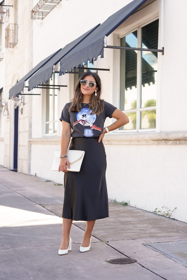 My Favorite Way to Style a Midi Skirt | Sugar Love Chic