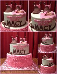Sugar Lump Cakes - Clothing & Accessories Cakes