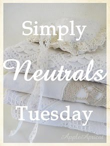 Simply Neutrals Tuesday at AppleApricot - blog button