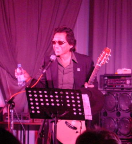 Rodriguez live at Whale Hall, Hartenbos, Mossel Bay, 17 September 2001
