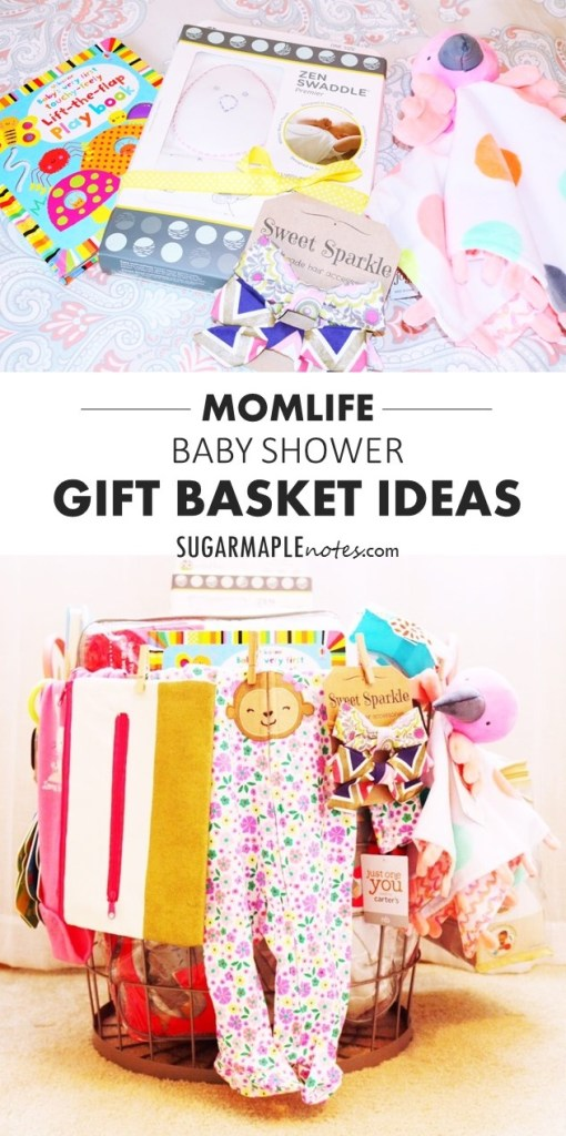 Baby Shower Gift Basket Ideas For a New Mom