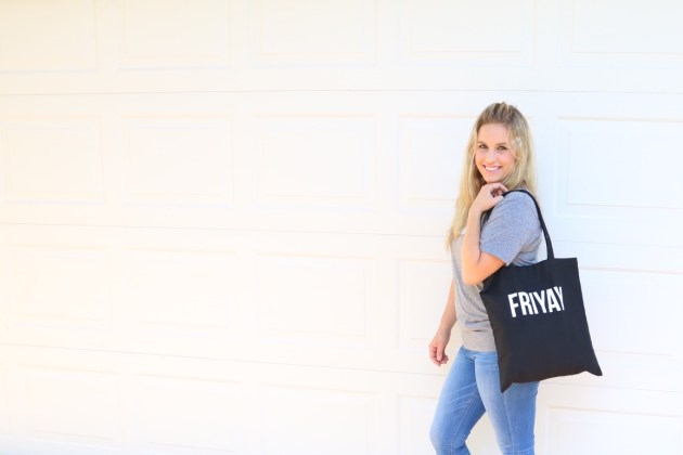 Fun FRIYAY Finds - Jill of All Trades Shirts and Totes handmade in the USA