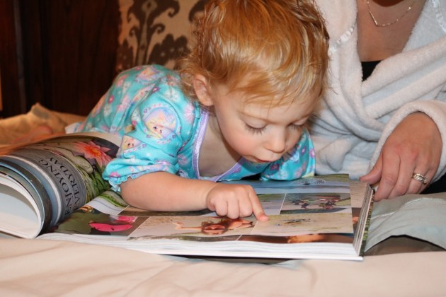 Shutterfly's new Make My Book Service Review - Making family memories last a lifetime