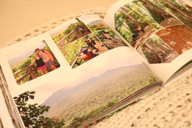 Review - Shutterfly's new Make My Book Service - Photo Book