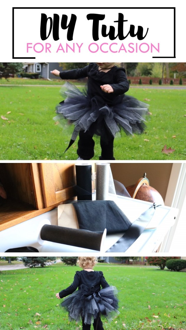 DIY Tutu for Toddlers for Any Occasion - Baby Tutu Instructions