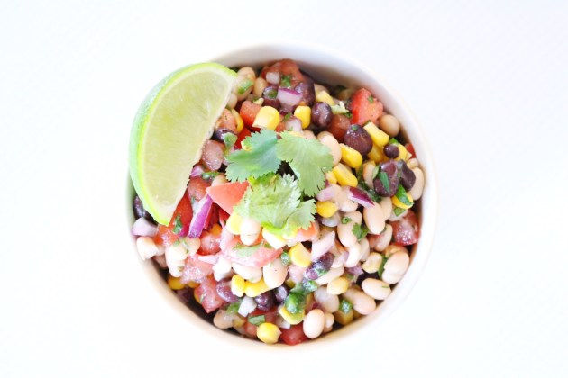 Mexican Corn & Bean Salsa Recipe
