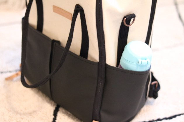 Best Diaper Bag for Toddler and Baby - Petunia Pickle Bottom INTERMIX Collection