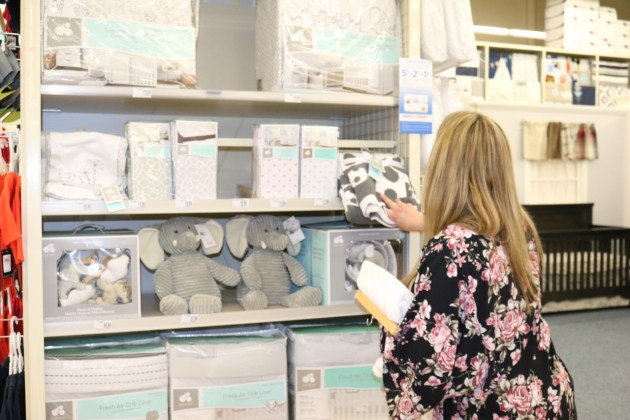 Shopping List for Baby Number TWO - buy buy BABY nursery essentials