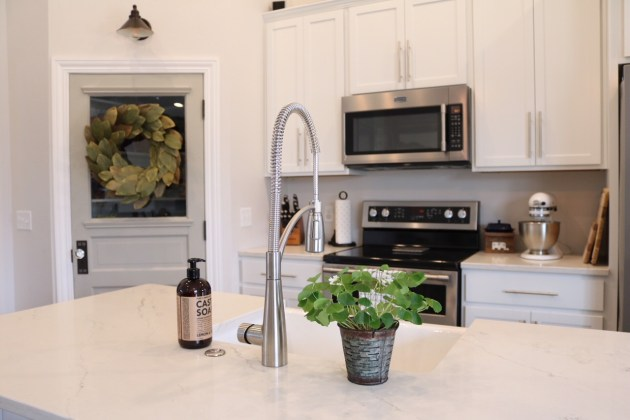 Elements Of Design Professional Kitchen Faucet