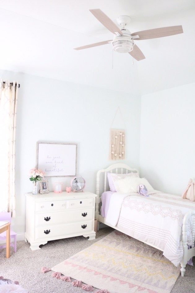 Evelyn\'s Big Girl Bedroom Reveal - SUGAR MAPLE notes