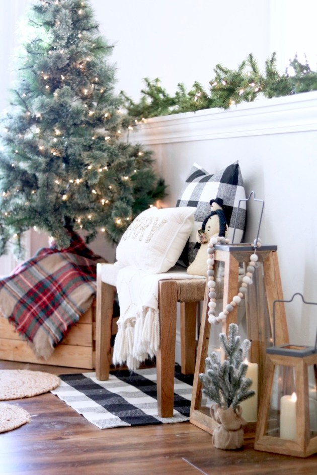 Christmas Kitchen And Home Tour Sugar Maple Notes