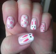 easter nail art sugarmitten