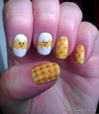Easter Nail Art | sugarmitten