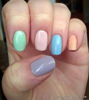 pastel nail art sugarmitten